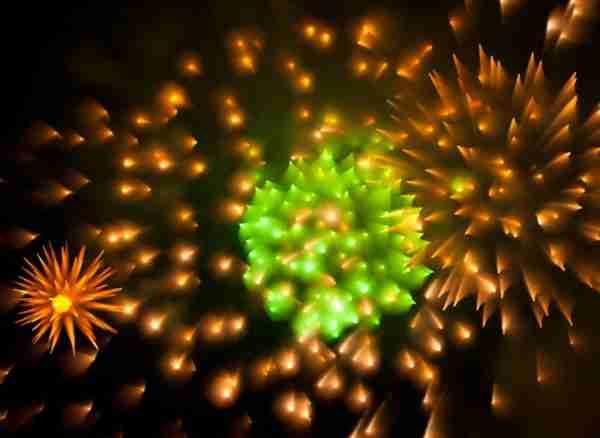 Φωτογραφίες πυροτεχνημάτων όπως δεν τα έχετε ξαναδεί