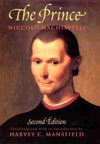 The Prince Niccolò Machiavelli, 1532