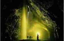 Κρουμπέρα, το βαθύτερο σπήλαιο στην Γη