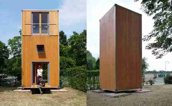 HomeBox, το σπίτι που το παίρνετε μαζί σας