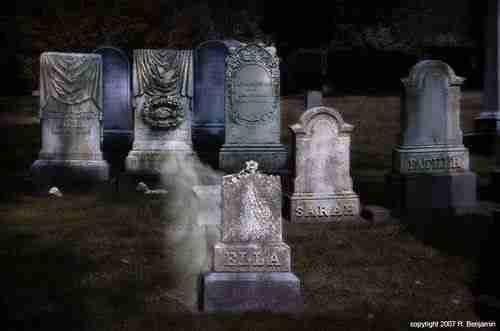 Νεκροταφείο Sleepy Hollow, Νέα Υόρκη