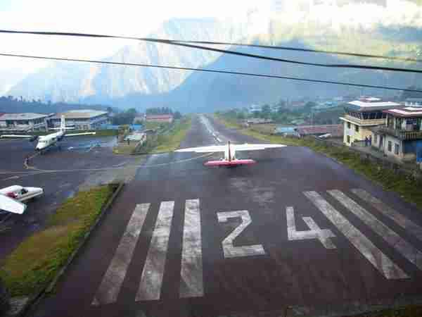 Αεροδρόμιο Lukla, Νεπάλ