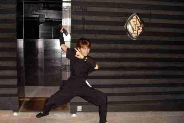 Ninja Akasaka, το εστιατόριο των Νίντζα
