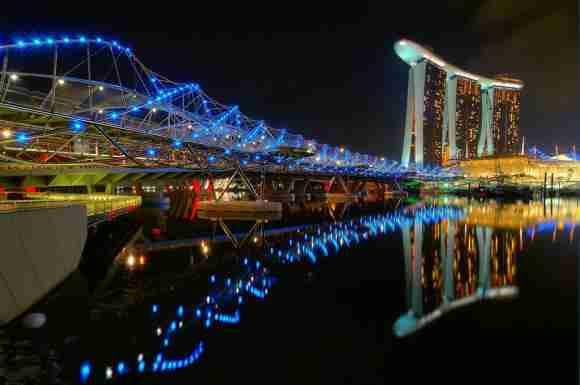 SkyPark, το ουράνιο πάρκο της Σιγκαπούρης
