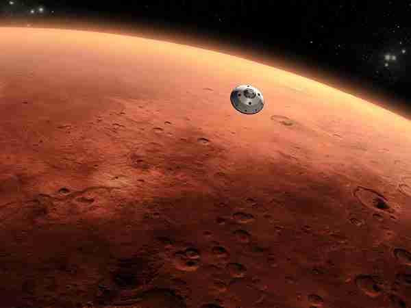 Το μεθάνιο του Viking - υπάρχει ζωή στον Άρη;