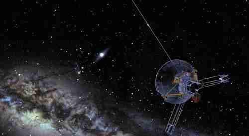 Η ανωμαλία των διαστημοπλοίων Pioneer