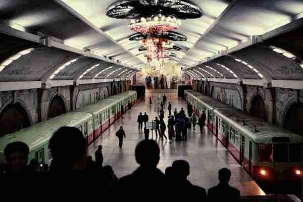 Οι 9 πιο εντυπωσιακοί σταθμοί μετρό στον κόσμο