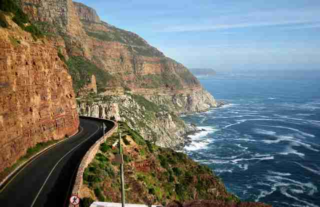 Chapman, Νότια Αφρική
