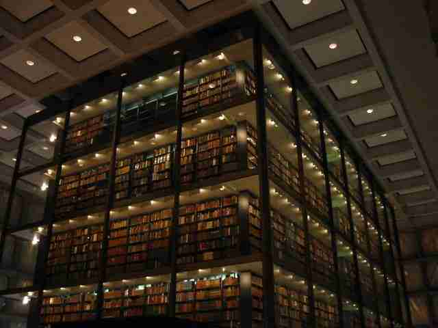 Beinecke Rare Book and Manuscript Library3