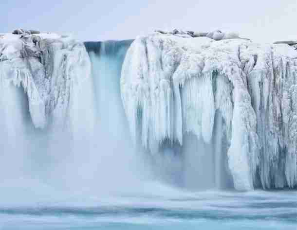 Godafoss, Ισλανδία.