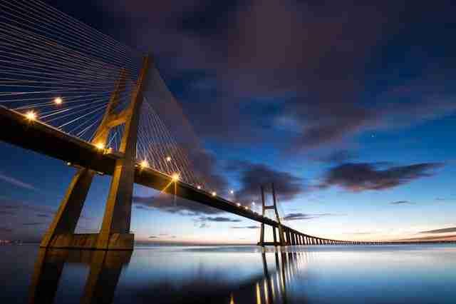 Γέφυρα Βάσκο ντα Γκάμα, η μακρύτερη στην Ευρώπη