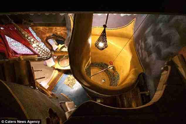 La Balade des Gnomes, ένα από τα πιο παράξενα ξενοδοχεία στο κόσμο!