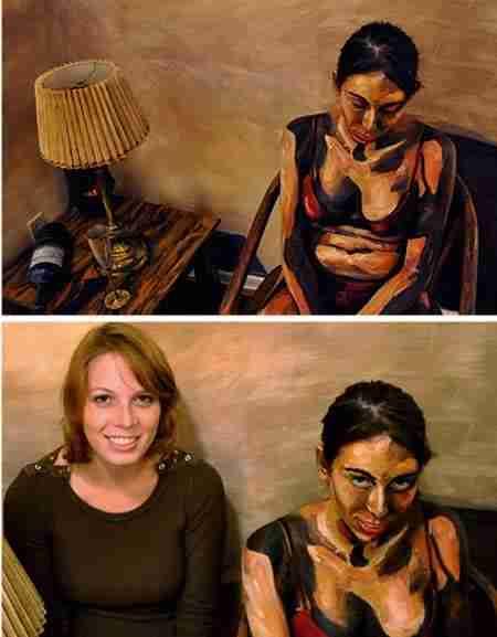 10 εκπληκτικά παραδείγματα τρισδιάστατης ζωγραφικής σώματος
