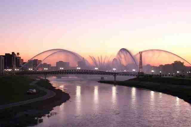 Five Rivers Fountain of Lights – Dayton, Ohio, USA