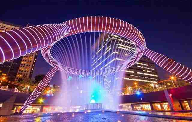 The Fountain of Wealth – Singapore2