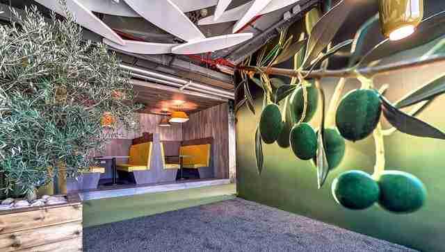 Τα νέα γραφεία της Google στο Τελ Αβίβ είναι απίστευτα!