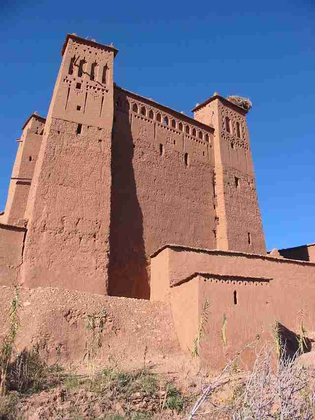 Αΐτ-Μπεν-Χαντού, η οχυρωμένη πόλη