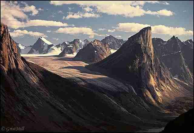 Η μεγαλύτερη πιο απότομη πλαγιά του κόσμου