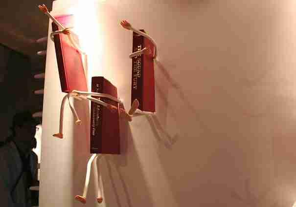 Movement Bookcase 2