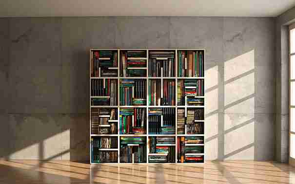 Read Your Bookcase 2