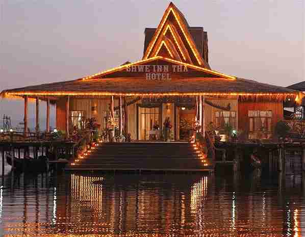 Shwe Inn Tha Floating Resort, Μιανμάρ