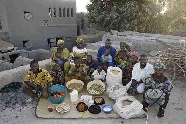 Mali, Kouakourou