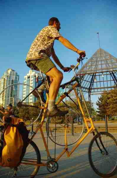 35 πολύ παράξενα ποδήλατα