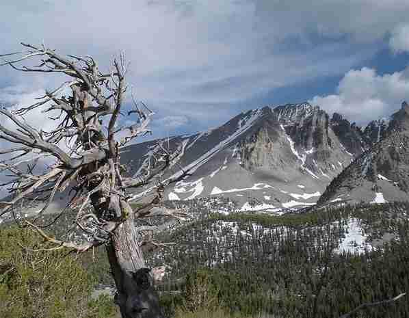 Εθνικός Δρυμός Great Basin, Νεβάδα, ΗΠΑ