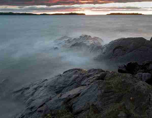 Εθνικός Δρυμός Isle Royal National Park, Μίσιγκαν, ΗΠΑ