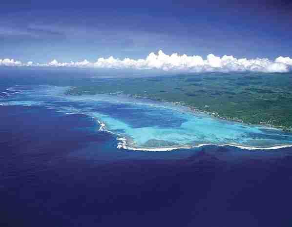 Εθνικός Δρυμός O le Pupu Pu'e, Σαμόα