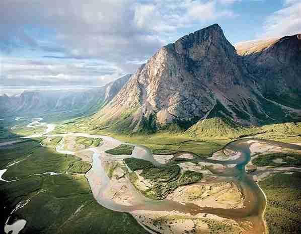 Εθνικό πάρκο Torngat, Χερσόνησος Labrador, Καναδάς