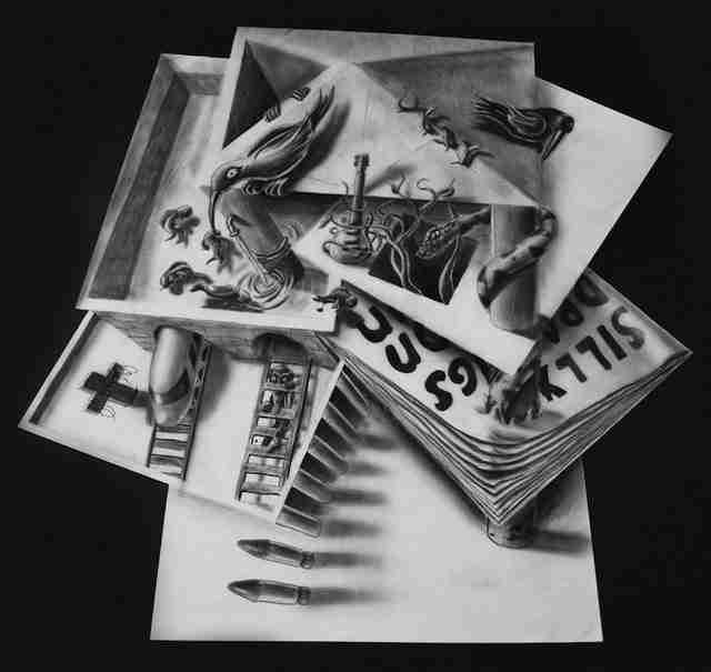 Περισσότερα τρισδιάστατα σχέδια από τον Ramon Bruin