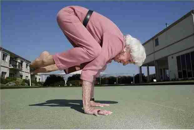 20 άνθρωποι αποδεικνύουν ότι η ηλικία βρίσκεται μόνο στο μυαλό