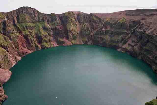 Kasatochi-Island-crater-lake alaska