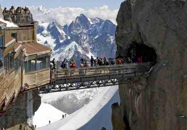 Οι 15 πιο τρομακτικές γέφυρες στο κόσμο