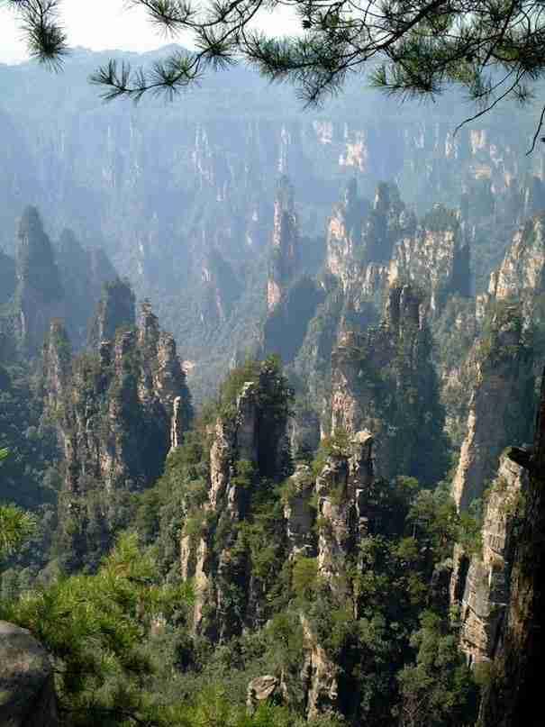 Ο κόσμος του Άβαταρ υπάρχει και βρίσκεται στη Κίνα!