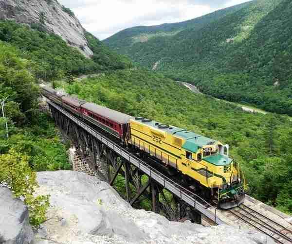 Conway Scenic Railroad, USA