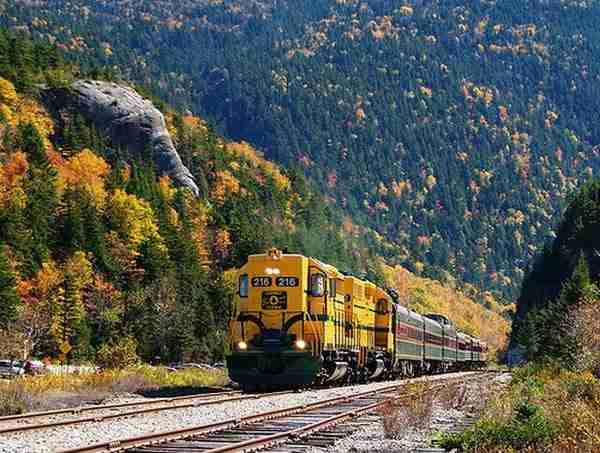 Conway Scenic Railroad, USA2