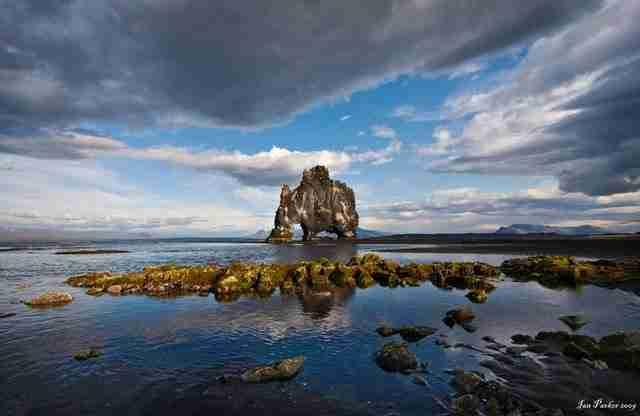 Hvitserkur-Iceland_