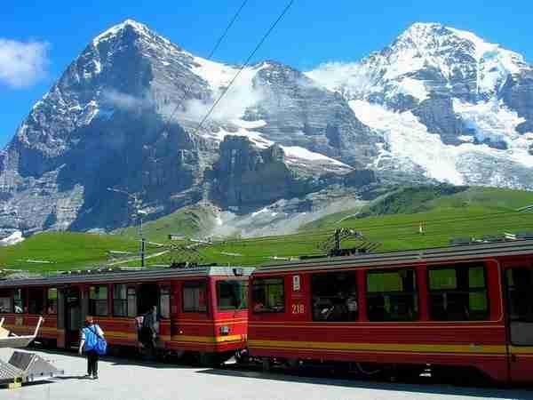 Jungfrau Railway, Switzerland2