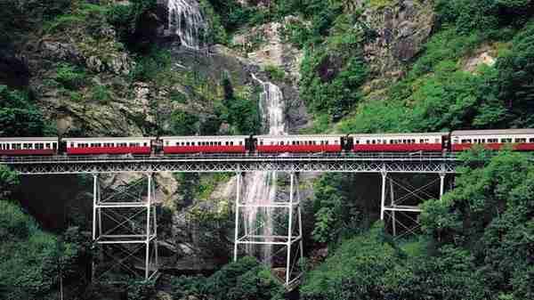 Kuranda Scenic Railway, Australia3