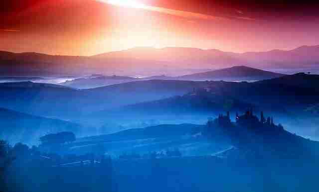 Η Τοσκάνη μέσα από τις φωτογραφίες του Adnan Bubalo