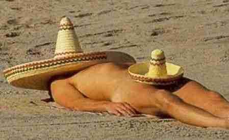 40 αστείες και παράξενες φωτογραφίες από παραλίες