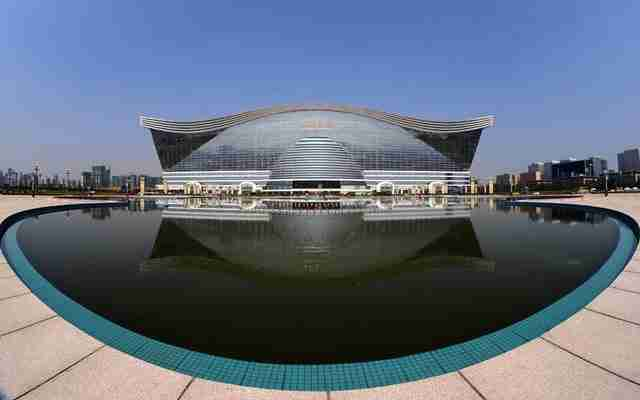 New Century Global Center, το μεγαλύτερο κτίριο στο κόσμο!