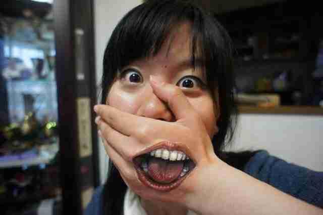30 απίθανες φωτογραφίες που δεν είναι Photoshop