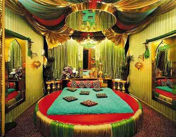 25 πολύ παράξενα υπνοδωμάτια
