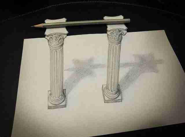 Τα εκπληκτικά τρισδιάστατα σχέδια του Alessandro Diddi