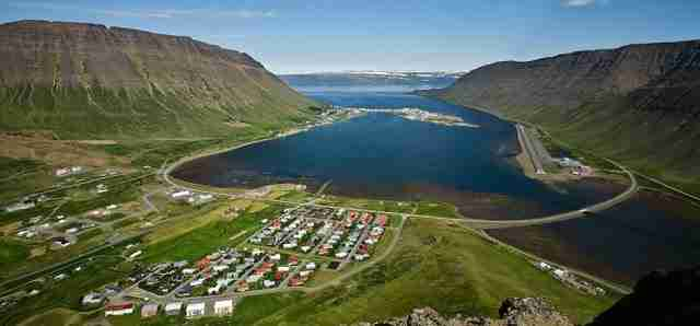 Ísafjörður, Iceland