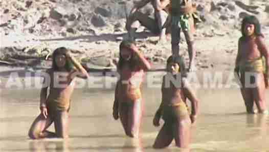 Η φυλή που δεν έχει έρθει σε επαφή με τον πολιτισμένο κόσμο