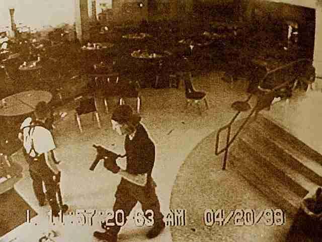 Η σφαγή στο Κόλουμπάιν